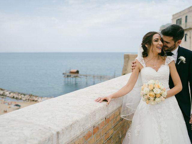 Il matrimonio di Alfredo e Stefania a Termoli, Campobasso 62