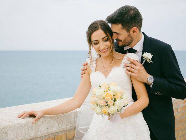 Il matrimonio di Alfredo e Stefania a Termoli, Campobasso 63