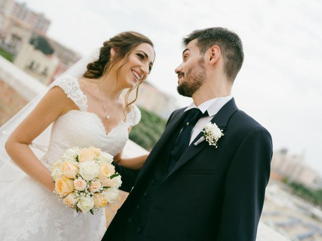 Il matrimonio di Alfredo e Stefania a Termoli, Campobasso 64