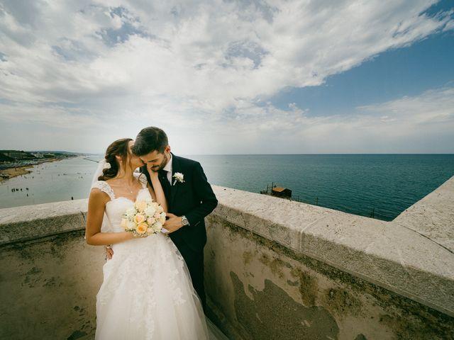 Il matrimonio di Alfredo e Stefania a Termoli, Campobasso 65