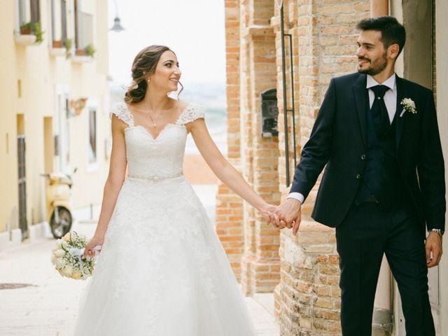 Il matrimonio di Alfredo e Stefania a Termoli, Campobasso 68