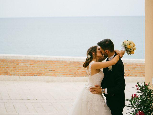 Il matrimonio di Alfredo e Stefania a Termoli, Campobasso 70