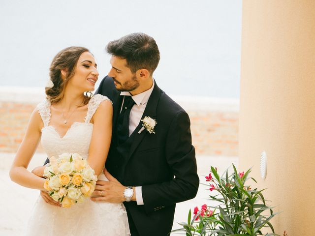 Il matrimonio di Alfredo e Stefania a Termoli, Campobasso 71