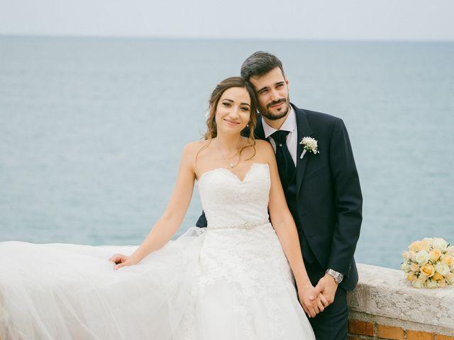 Il matrimonio di Alfredo e Stefania a Termoli, Campobasso 74