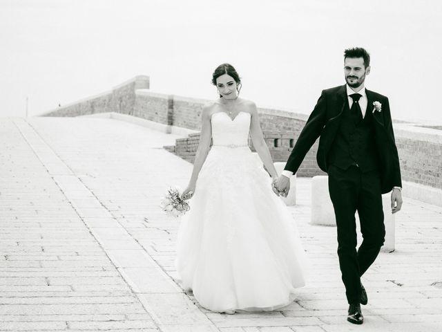 Il matrimonio di Alfredo e Stefania a Termoli, Campobasso 76