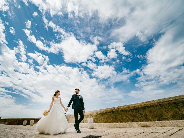 Il matrimonio di Alfredo e Stefania a Termoli, Campobasso 77