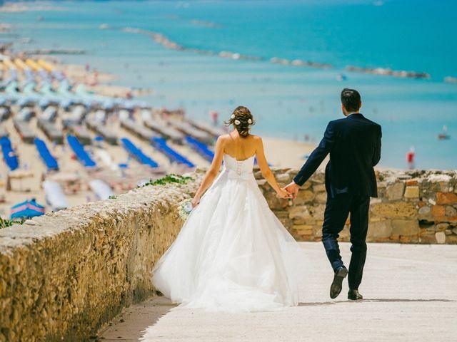 Il matrimonio di Alfredo e Stefania a Termoli, Campobasso 80