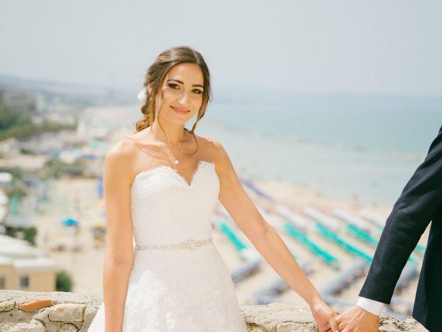 Il matrimonio di Alfredo e Stefania a Termoli, Campobasso 84