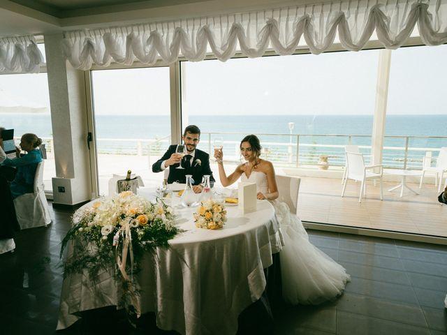 Il matrimonio di Alfredo e Stefania a Termoli, Campobasso 93