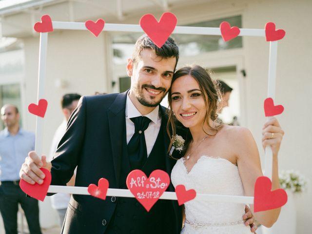 Il matrimonio di Alfredo e Stefania a Termoli, Campobasso 96