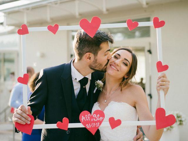 Il matrimonio di Alfredo e Stefania a Termoli, Campobasso 97