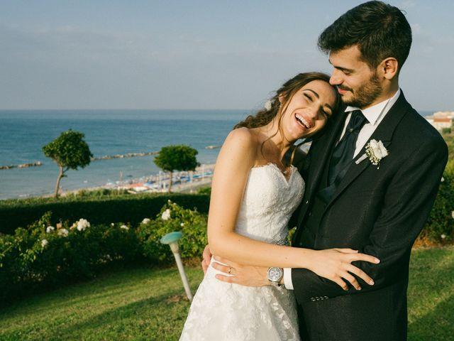 Il matrimonio di Alfredo e Stefania a Termoli, Campobasso 101