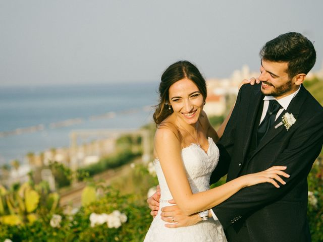 Il matrimonio di Alfredo e Stefania a Termoli, Campobasso 102