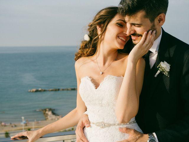 Il matrimonio di Alfredo e Stefania a Termoli, Campobasso 104