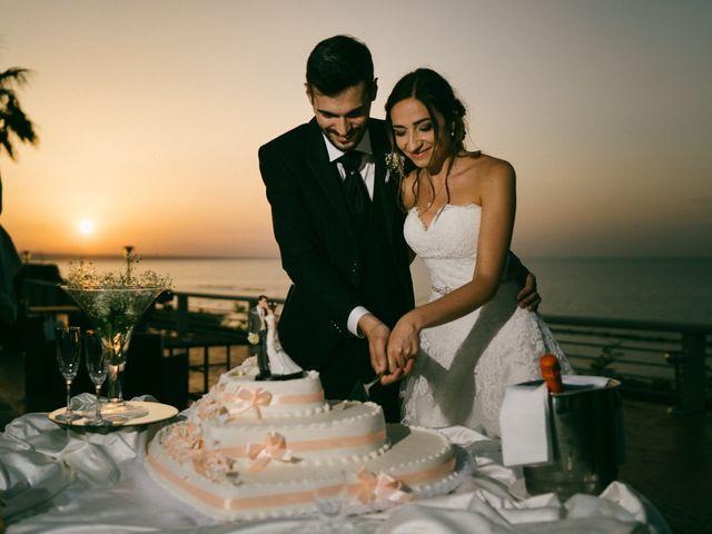 Il matrimonio di Alfredo e Stefania a Termoli, Campobasso 107