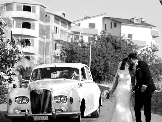 Il matrimonio di Fabio e Sara a Patti, Messina 15