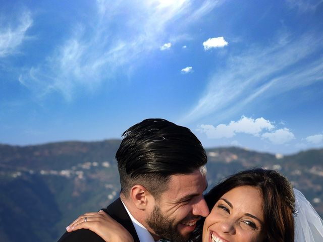Il matrimonio di Fabio e Sara a Patti, Messina 20