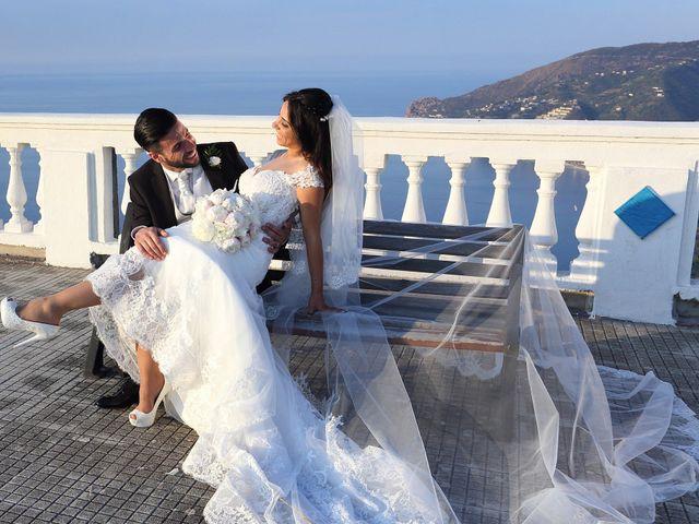 Il matrimonio di Fabio e Sara a Patti, Messina 17