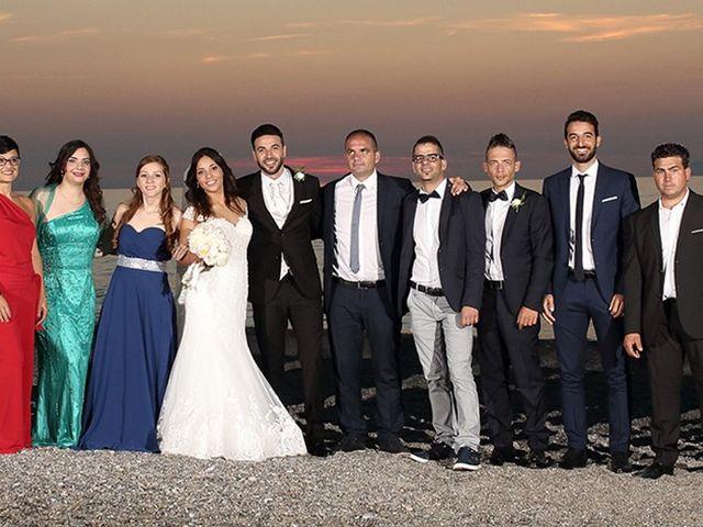 Il matrimonio di Fabio e Sara a Patti, Messina 1