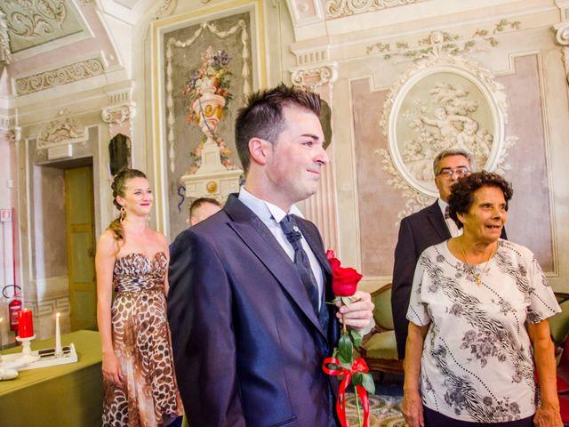 Il matrimonio di Roberto e Valentina a Castell'Alfero, Asti 21