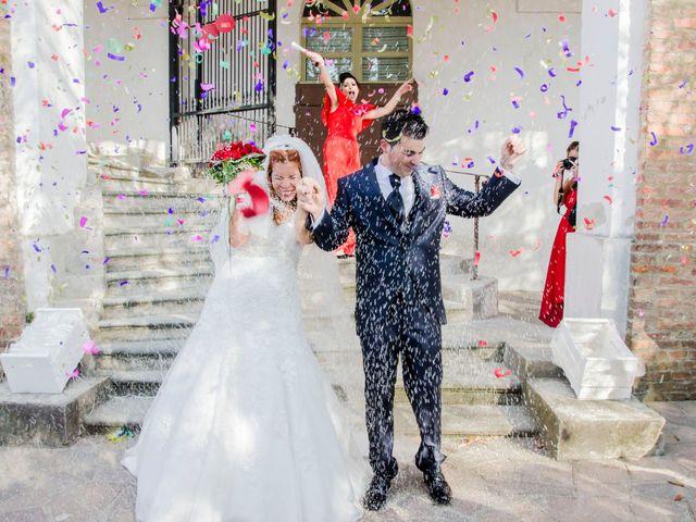 Il matrimonio di Roberto e Valentina a Castell'Alfero, Asti 25