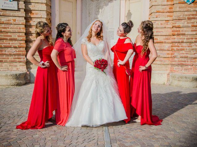 Il matrimonio di Roberto e Valentina a Castell'Alfero, Asti 1