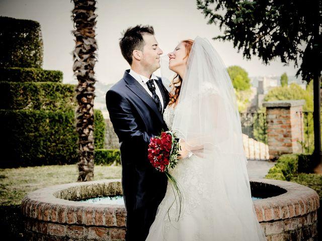 Il matrimonio di Roberto e Valentina a Castell'Alfero, Asti 31