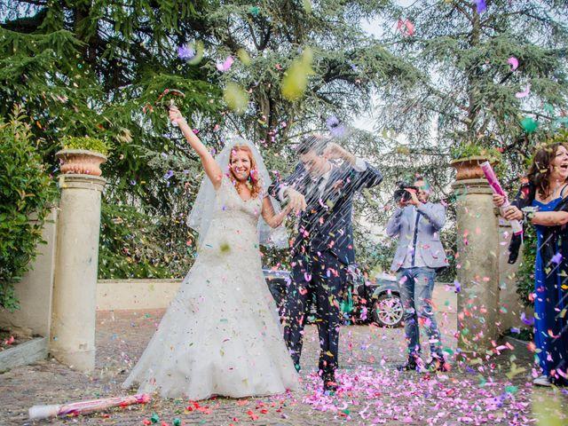 Il matrimonio di Roberto e Valentina a Castell'Alfero, Asti 36