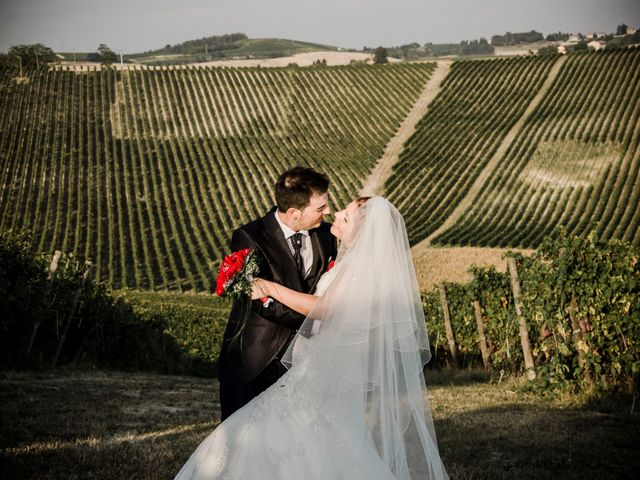 Il matrimonio di Roberto e Valentina a Castell'Alfero, Asti 37