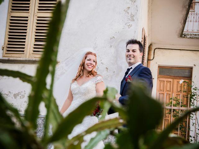 Il matrimonio di Roberto e Valentina a Castell'Alfero, Asti 41