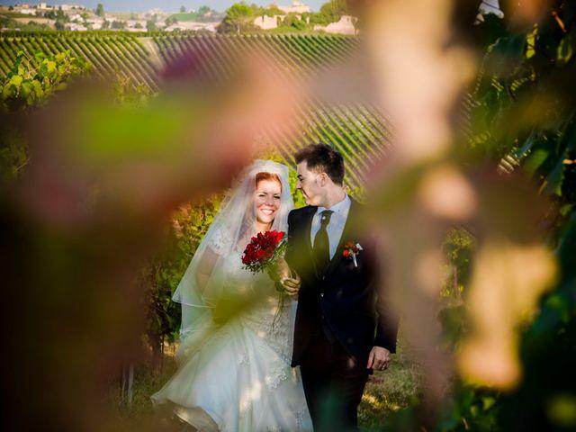 Il matrimonio di Roberto e Valentina a Castell'Alfero, Asti 43