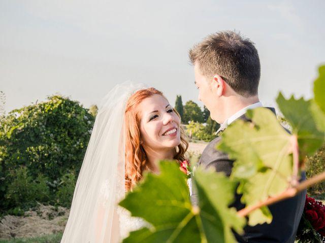 Il matrimonio di Roberto e Valentina a Castell'Alfero, Asti 44