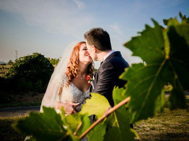 Il matrimonio di Roberto e Valentina a Castell'Alfero, Asti 45