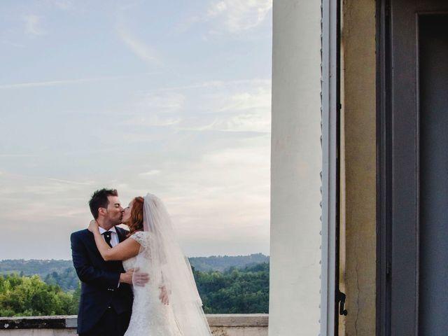 Il matrimonio di Roberto e Valentina a Castell'Alfero, Asti 46