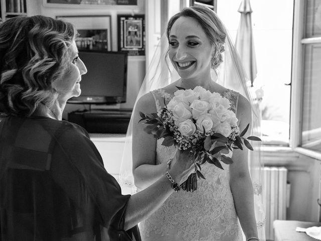 Il matrimonio di Luca e Valentina a Carmignano, Prato 10