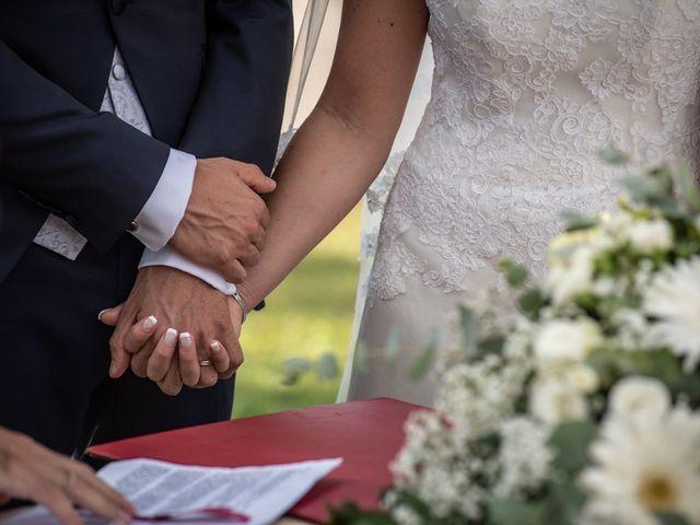 Il matrimonio di Luca e Valentina a Carmignano, Prato 11