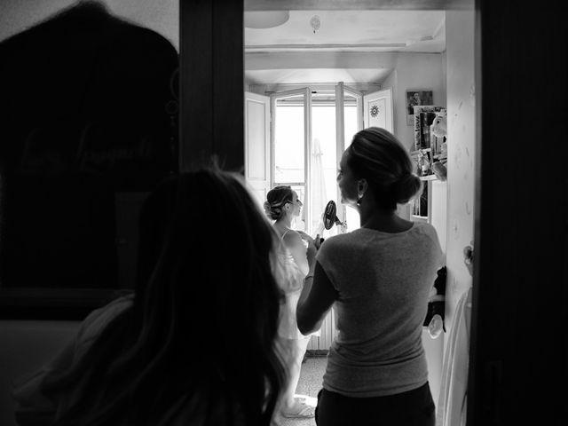 Il matrimonio di Luca e Valentina a Carmignano, Prato 15
