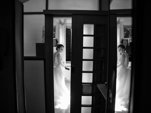 Il matrimonio di Luca e Valentina a Carmignano, Prato 17