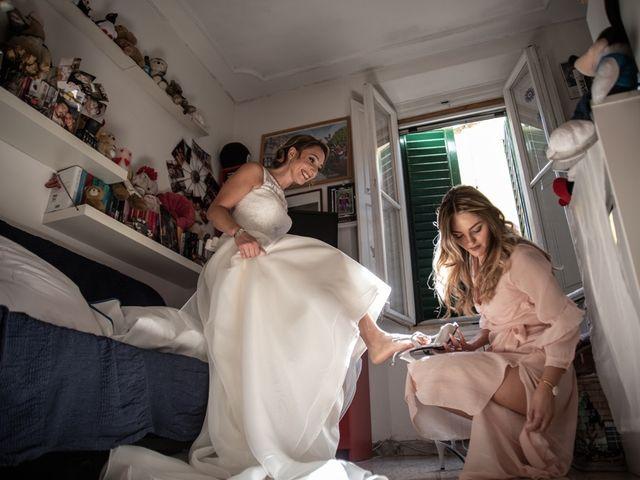 Il matrimonio di Luca e Valentina a Carmignano, Prato 19