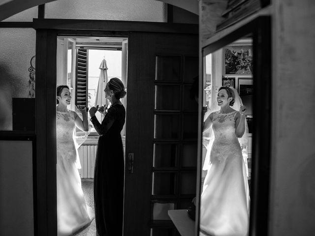 Il matrimonio di Luca e Valentina a Carmignano, Prato 22