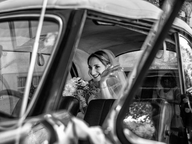 Il matrimonio di Luca e Valentina a Carmignano, Prato 25