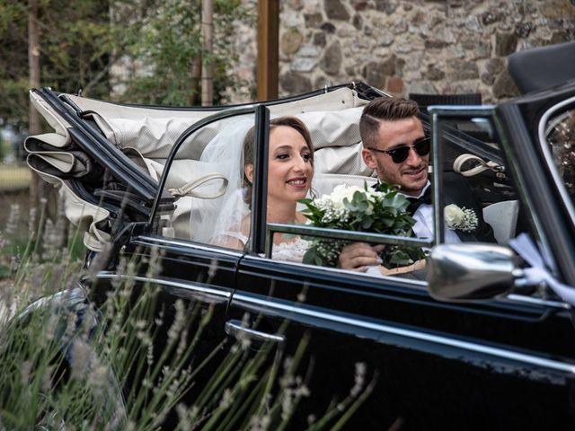 Il matrimonio di Luca e Valentina a Carmignano, Prato 26
