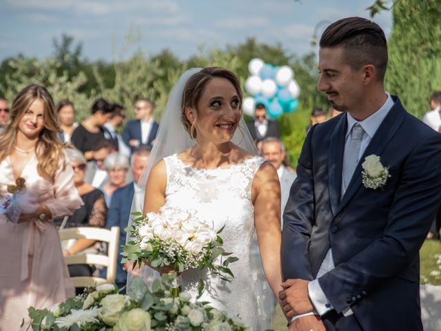 Il matrimonio di Luca e Valentina a Carmignano, Prato 30