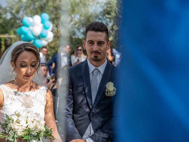 Il matrimonio di Luca e Valentina a Carmignano, Prato 31