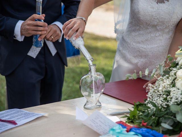 Il matrimonio di Luca e Valentina a Carmignano, Prato 35
