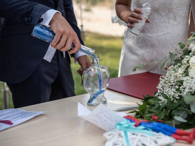 Il matrimonio di Luca e Valentina a Carmignano, Prato 36
