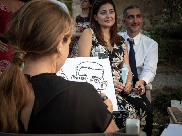 Il matrimonio di Luca e Valentina a Carmignano, Prato 39