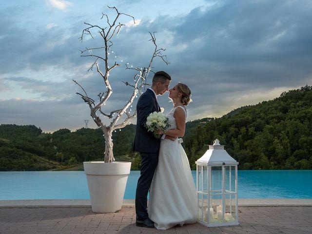 Il matrimonio di Luca e Valentina a Carmignano, Prato 41