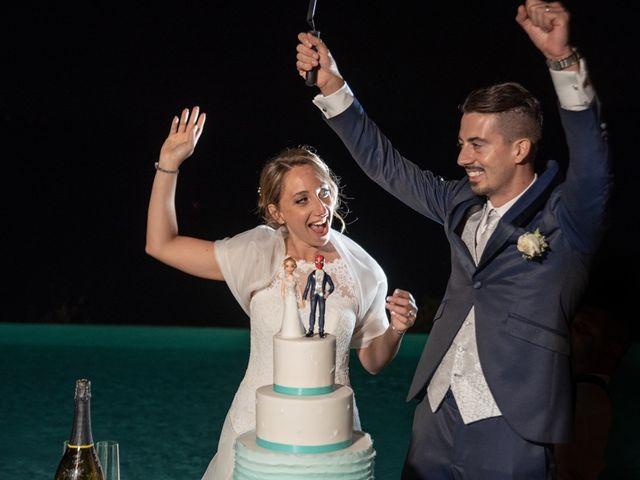 Il matrimonio di Luca e Valentina a Carmignano, Prato 44