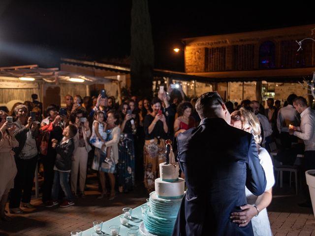 Il matrimonio di Luca e Valentina a Carmignano, Prato 45